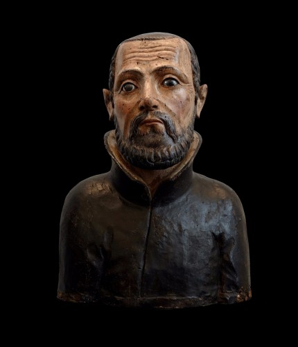 Bust of a man - Naples, around 1580 -