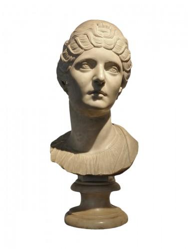 Faustina Maior - Italy, second half of XVIII century
