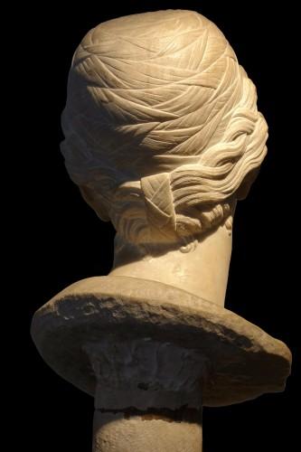 Faustina Maior - Italy, second half of XVIII century -