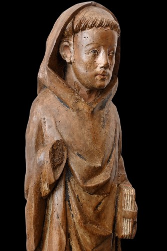 Sculpture  - Saint Dominic - Central Italy - XIII-XIV century