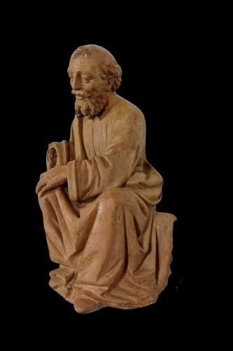 Sculpture  - Fra Mattia Della Robbia -  Saint Joseph - Tuscany, around 1505-1510