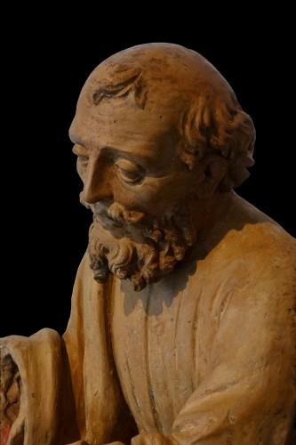 Fra Mattia Della Robbia -  Saint Joseph - Tuscany, around 1505-1510 -