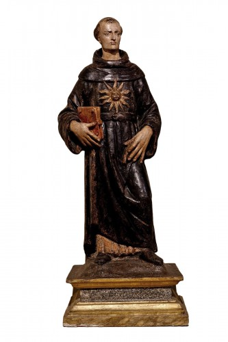 Agnolo di Polo (1470 – 1528)  - Saint Nicholas of Tolentino - Around 1510-20