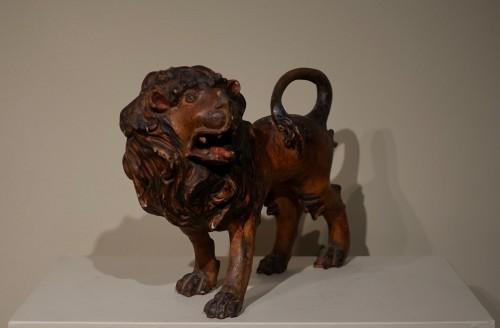 Sculpture  - Lion - Venice, around 1750