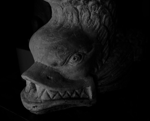 Sculpture  - Dolphin - Italy 17th century