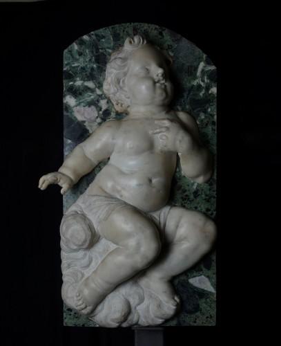17th century - Carlo Marcellini (Florence 1644 – 1713) - Putto
