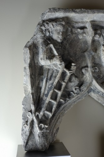 Sculpture  - Element of gothic architecture - France or Flanders, XV century