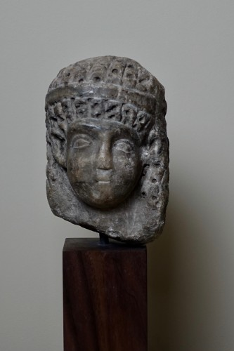 - Head of a Ptolemaic Queen, perhaps Cleopatra VII - Ier BC