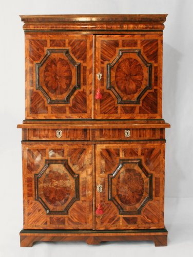 A late 17th c. Cabinet from grenoble area