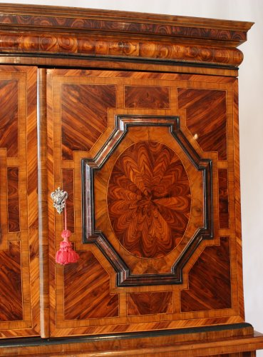 A late 17th c. Cabinet from grenoble area -