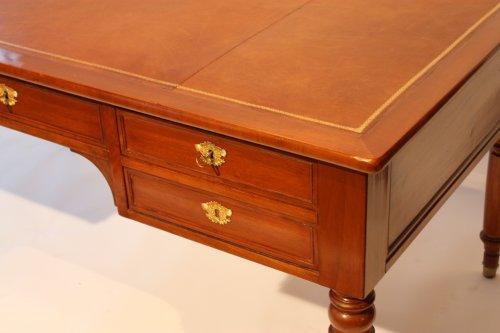 19thc. Mahogany desk - Furniture Style