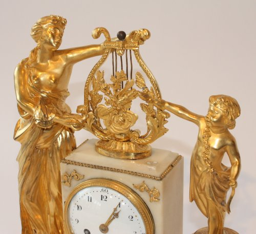 Clocks  - A Louis XVI mantle clock