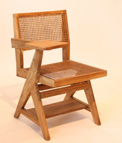 Pierre Jeanneret (1896-1967) Writing desk chair - Seating Style
