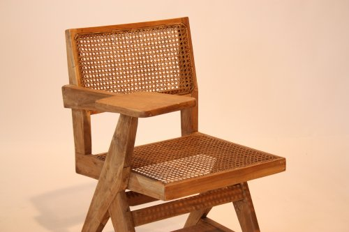 Seating  - Pierre Jeanneret (1896-1967) Writing desk chair