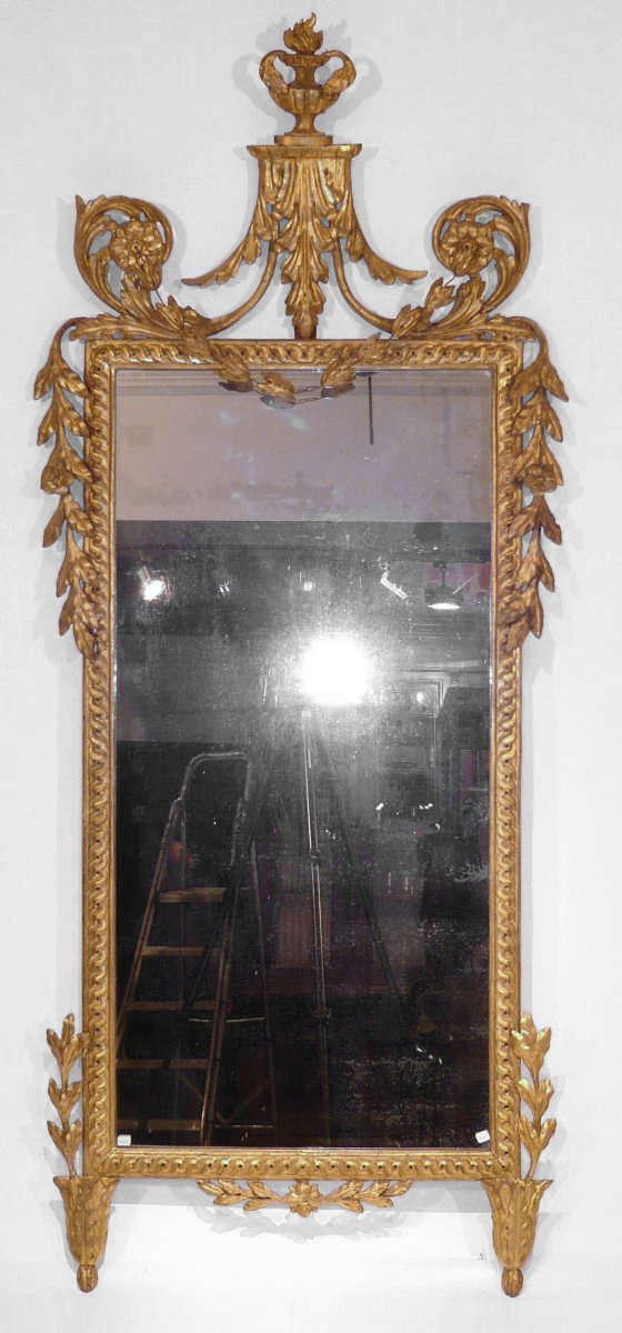 Miroir louis xvi for Miroir louis xvi