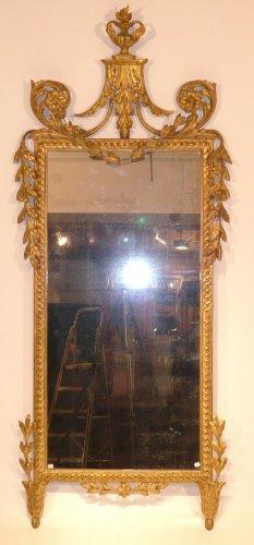 Miroir Louis XVI - Mirrors, Trumeau Style Louis XVI