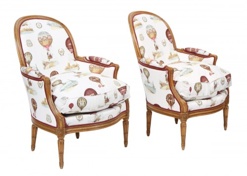 Pair of Transition Armchairs