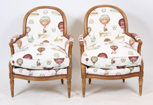 Seating  - Pair of Transition Armchairs