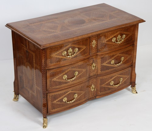 "Louis XIV - Commode Louis XIV dite  ""Mazarine"""