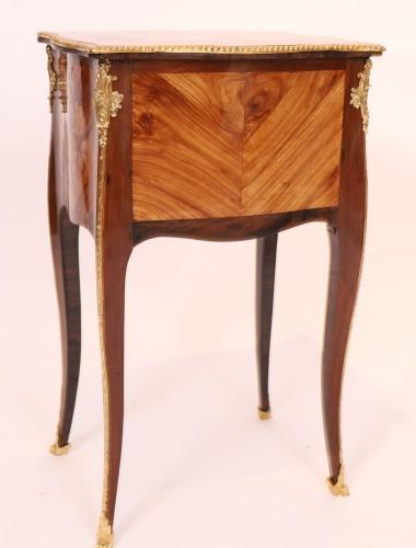 18th century - Louis XV table stamped Nicolas Petit