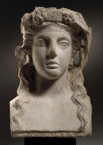 Herm of Bacchus -