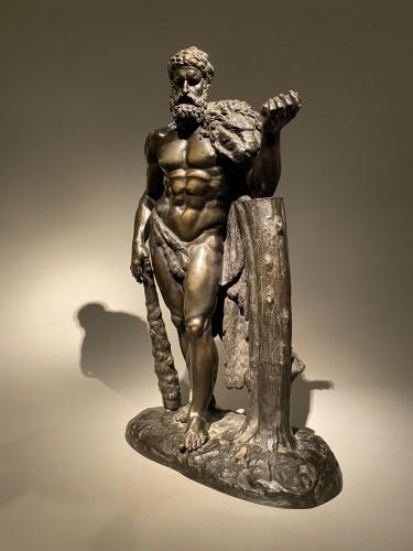 Hercules - Sculpture Style
