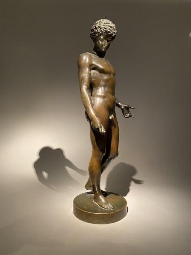 Capitoline Antinous - Sculpture Style