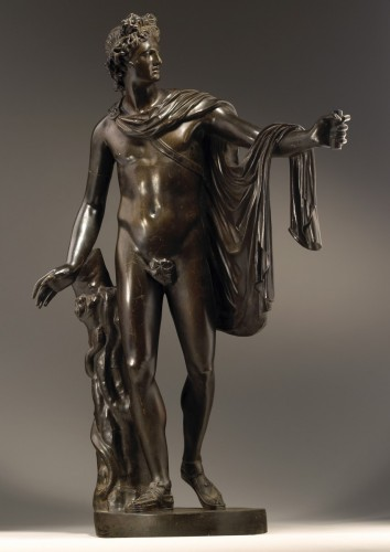 Apollo Belvedere - Sculpture Style