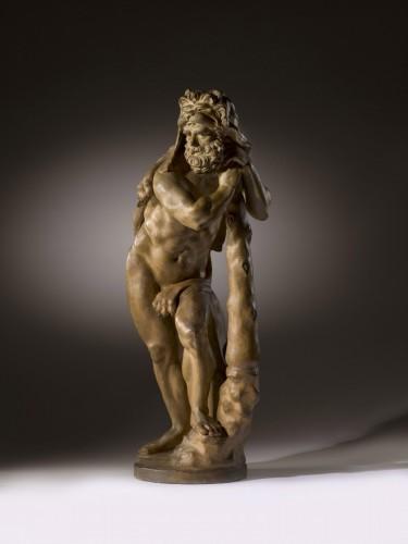 Sculpture  - Hercules at Rest