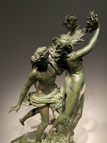 Antiquités - Daphne & Apollo
