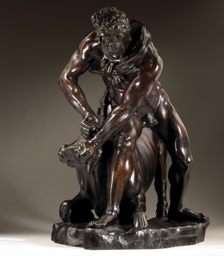 Sculpture  - Hercules and the Bull