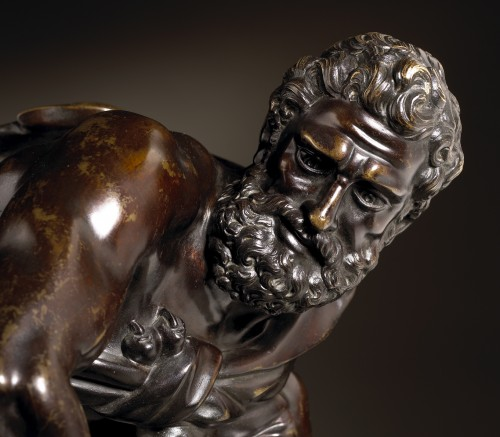 Hercules and the Bull -