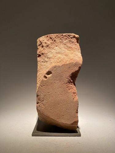 <= 16th century - Egyptian Back Pillar - Nsw.t - Bit.y