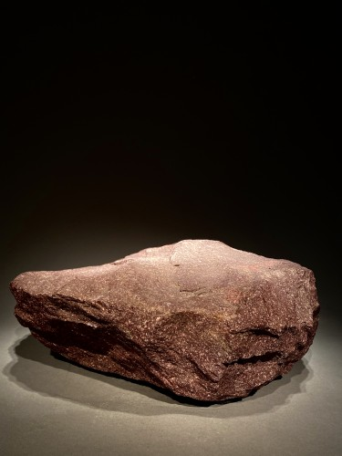 Ancient Art  - Large chunk of Ancient Egyptian Porphyry
