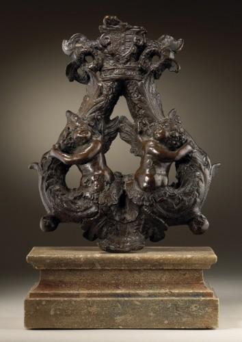 Door Knocker - N-Italian, ca 1600 - Sculpture Style Renaissance