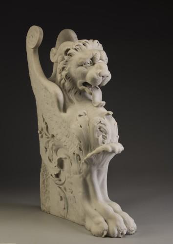 Lichtenstein Lion - Griffin -