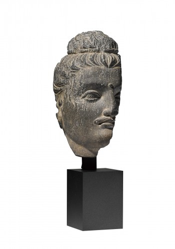 Gandhara Head of Buddha