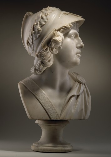 Alexander the Great / Mars - Sculpture Style