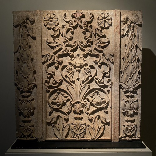 Relief Mughal - Arts d