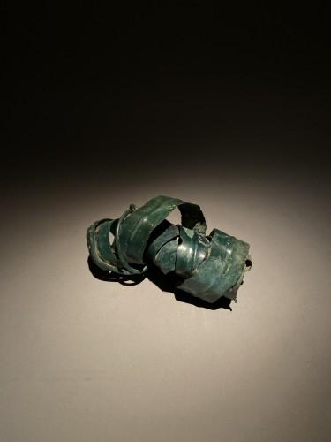 - Celtic Spiral Armlet (800 - 500 BC)