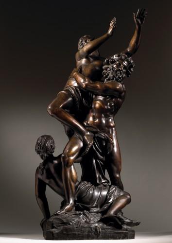 The Abduction of Proserpina - François Girardon (1628-1715) - Sculpture Style