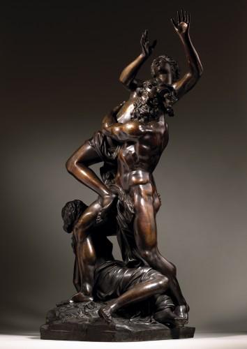 The Abduction of Proserpina - François Girardon (1628-1715) -