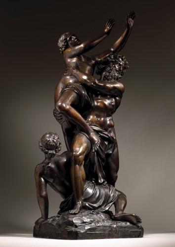 18th century - The Abduction of Proserpina - François Girardon (1628-1715)