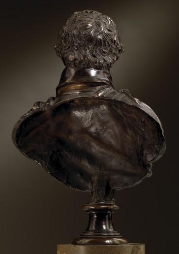 17th century - Buste of Henry IV  workshop of Barthélemy Prieur