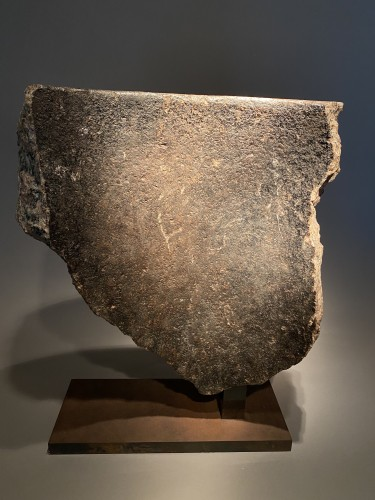 Sarcophagus Fragment  -