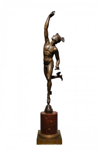 Flying Mercury - early 19th Century