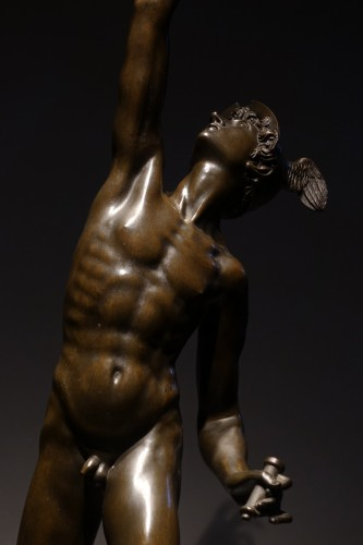 Flying Mercury - early 19th Century - Sculpture Style Empire