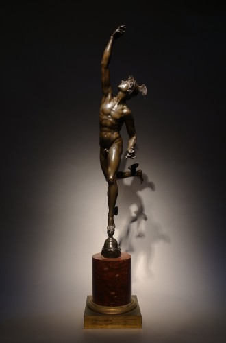 Sculpture  - Flying Mercury - early 19th Century