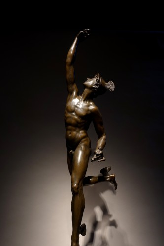 Antiquités - Flying Mercury - early 19th Century