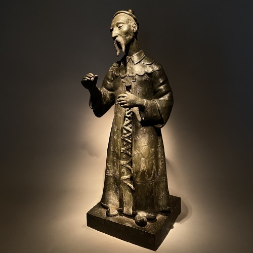 Sculpture  - Chinese Sage